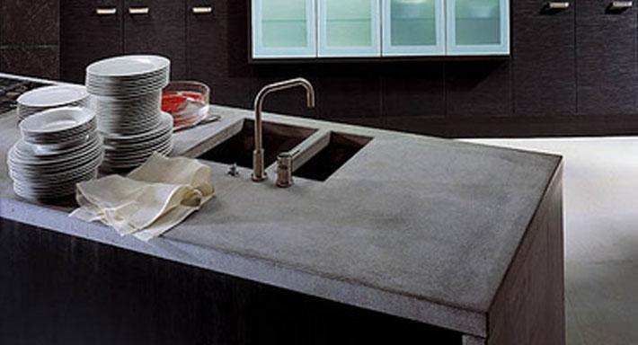 arbeitsflächen küche beton schwegler k chenbau gmbh merenschwand k che